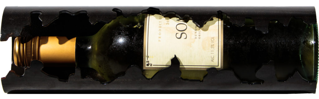 cuno black lackiert flasche 3_f